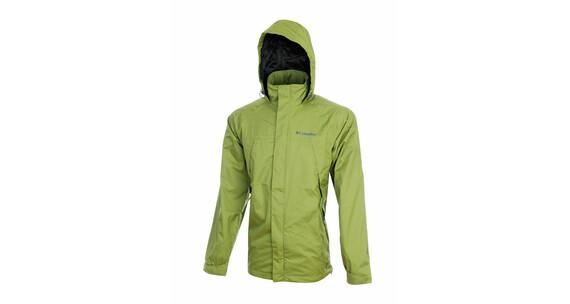 Columbia Men's Raintech Jacket grasshopper